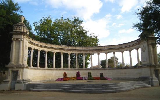 Monument aux morts de toutes les guerres, Montpellier